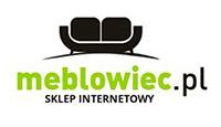 meblowiec logo kot rabatowy
