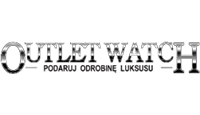 outletwatch logo kot rabatowy