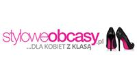 stylowe obcasy logo kot rabatowy