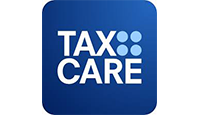 tax care logo kot rabatowy
