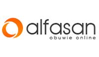 alfasan logo kot rabatowy