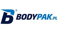bodypak logo kot rabatowy