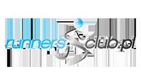 runners club logo kot rabatowy