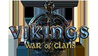 vikings war of clans logo kot rabatowy