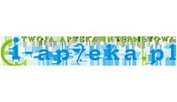 i-apteka logo kot rabatowy