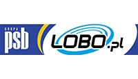 lobo logo kot rabatowy