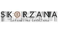 skorzana logo kot rabatowy