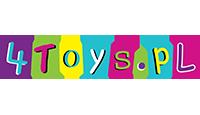 4toys logo kot rabatowy