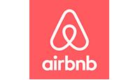 airbnb logo kot rabatowy