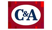 c and a logo kot rabatowy