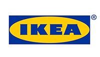ikea logo kot rabatowy