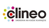 clineo logo kot rabatowy
