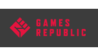 Games Republic logo kot rabatowy