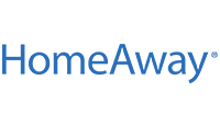 homeaway logo kot rabatowy