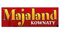 Majaland Kownaty logo kot rabatowy
