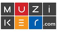 muziker logo kot rabatowy