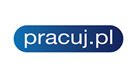 pracuj.pl logo kot rabatowy