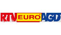 rtv euro agd logo kot rabatowy