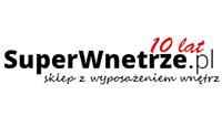 SuperWnetrze logo kot rabatowy
