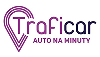 Traficar logo kot rabatowy