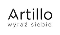 Artillo logo kot rabatowy