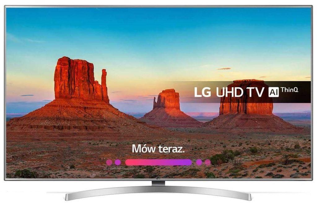 telewizory LG