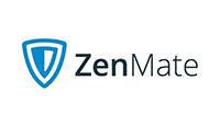 ZenMate logo kot rabatowy