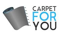 CarpetForYou logo kot rabatowy