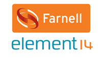 Farnell Element14 logo kot rabatowy