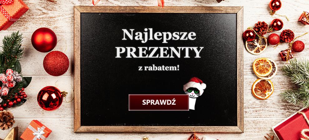 Najlepsze prezenty na gwiazdkę 2018