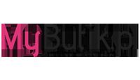 MyButik logo kot rabatowy