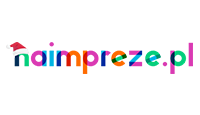 Naimpreze logo kot rabatowy