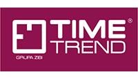 Time Trend logo kot rabatowy
