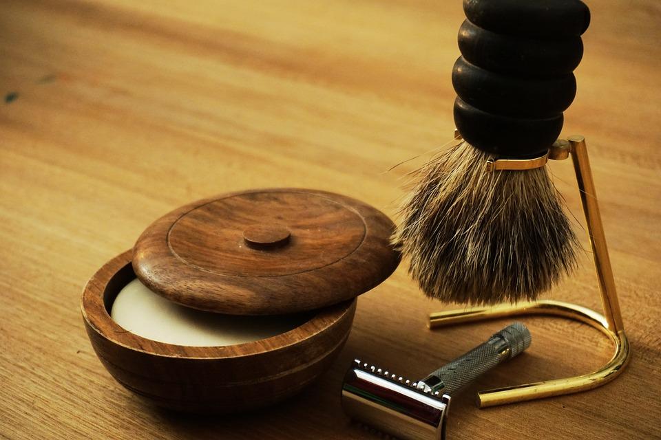 przybory do golenia