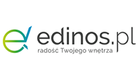 Edinos logo Kot Rabatowy