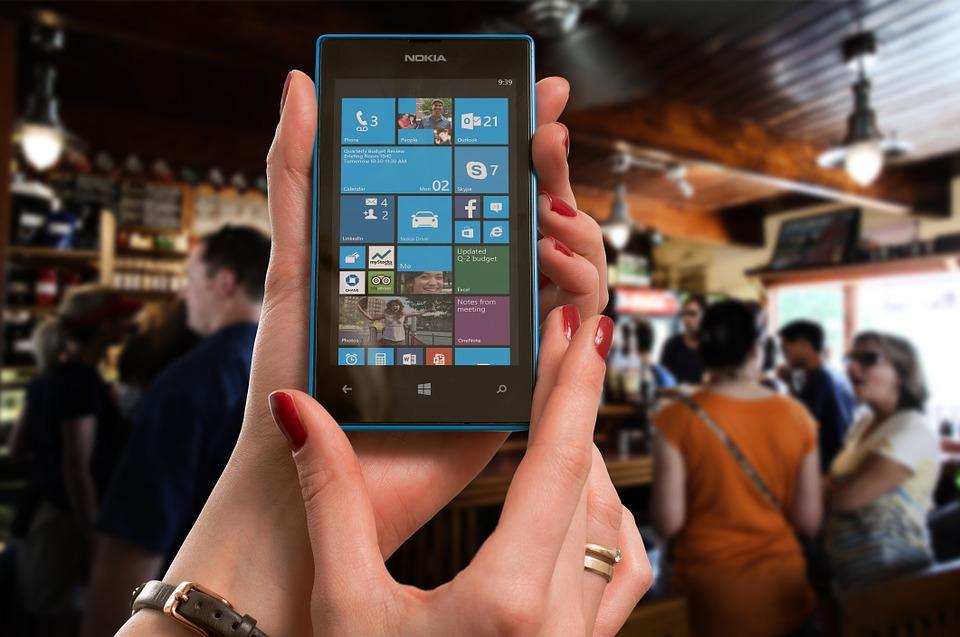 tablety, laptopy i smartfony z systemem operacyjnym Microsoft