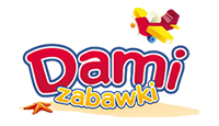 Dami Zabawki logo KotRabatowy.pl