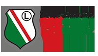 Legia Warszawa FanStore logo KotRabatowy.pl