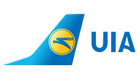 Ukraine International Airlines (UIA) logo KotRabatowy.pl
