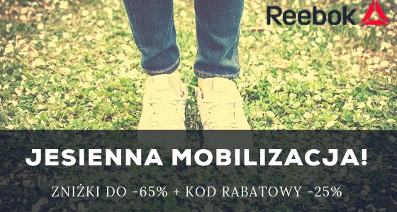 Jesienna Mobilizacja w Reebok