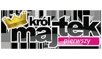 Król Majtek Pierwszy logo KotRabatowy.pl