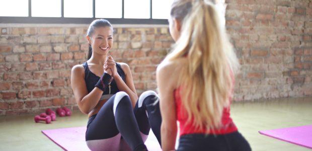 Fitness i joga