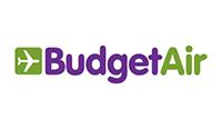 BudgetAir logo KotRabatowy.pl