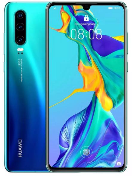 smartfon Huawei P30 rtv euro agd