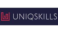 Uniqskills logo KotRabatowy.pl