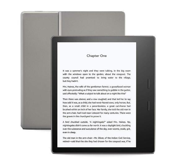 czytnik do ebooków amazon kindle