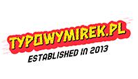 Typowy Mirek logo - KotRabatowy.pl