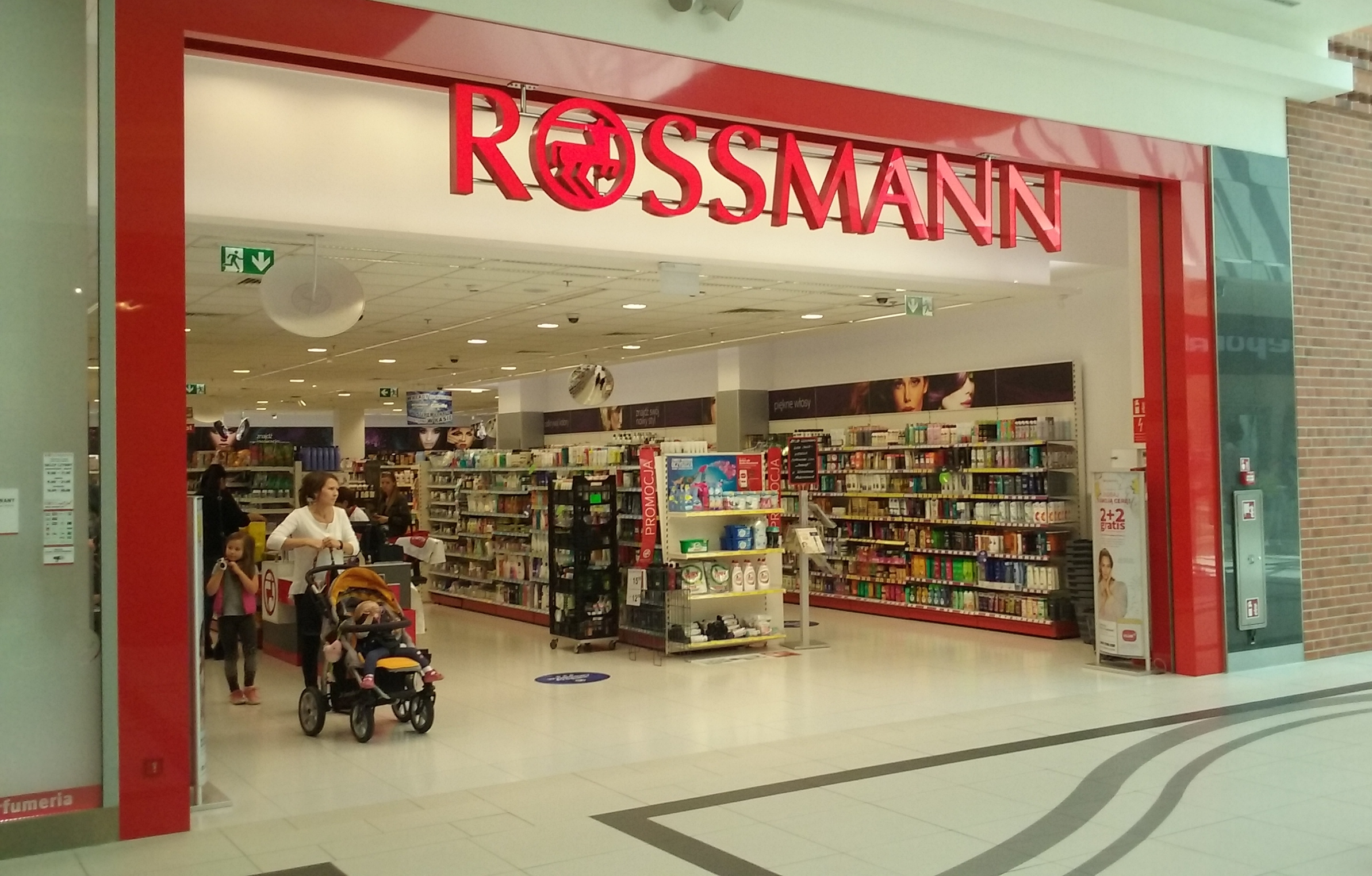 drukowanie zdjec rossmann