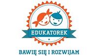 Edukatorek logo - KotRabatowy.pl