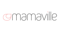 Mamaville logo - KotRabatowy.pl